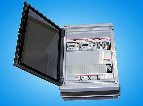 Системы управления фильтровальными установками