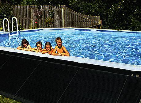 Оборудование для подогрева воды в бассейнах и системы управления