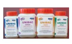 Бактерии для септиков UNIBAC