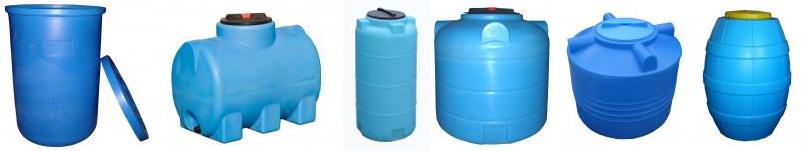 Цилиндрические емкости для хранения жидкостей