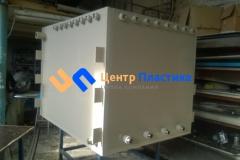 Емкость для слобоагрессивных сред Germes-Plast П 4500 ПП