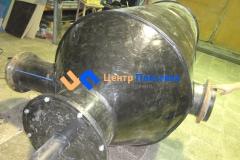 Фото №2. Оксигенатор-генератор кислорода БДС на 150 м3 в час. (Вид 2)