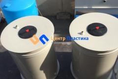 Фото №1. Емкости для питьевой воды на 2 м3 Ø1,2 Н 1,7. (Вид 1)