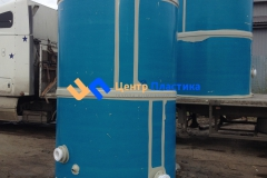 Фото №6. Емкость из ПП Ø2060 Н 3600 на 10м3 для питьевой воды. (Вид 6)