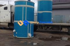 Фото №8. Емкость из ПП Ø2060 Н 3600 на 10м3 для питьевой воды. (Вид 8)
