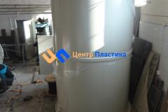 Фото №2. Емкость на 8м3 1850х3000мм для питьевой воды. (Вид 2)
