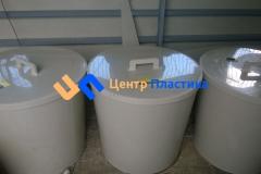 Фото №1. Емкость со съемной крышкой 940(800)х880 мм для питьевой воды. (Вид 1)