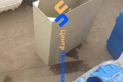 Фото №2. Вставка из ПП в металлическую ванну 4000х1300х1500. (Вид 2)