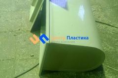 Фото №1. Бак с округлым дном для дизенфекции бассейна. (Вид 1)