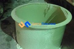 Фото №1. Ванна 1200х750 мм для промывки оборудования. (Вид 1)