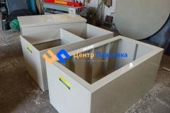Фото №2. Емкости с крышкой для очистных сооружений. (Вид 2)