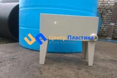 Фото №3. Емкость (мангал) для производства электрических кабелей. (Вид 3)