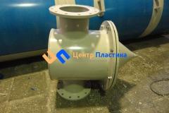 Фото №1. Емкость-сепаратор для рафинации растительного масла. (Вид 1)