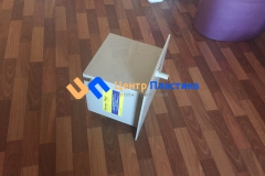 Фото №3. Бак для системы фильтрации щелочного раствора. (Вид 3)