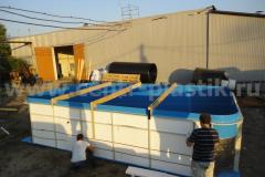 Фото№5 Утепление бассейна пенопластом