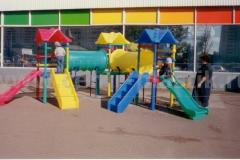 детские игровые спортивные комплексы