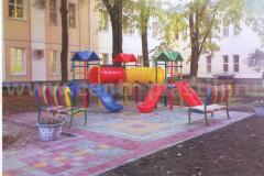 игровые детские комплексы для улицы