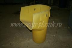 Фото №4. Элемент рукова для сброса мусора