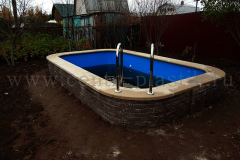 Готовый бассейн