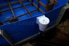 Установка скимера и объвязка бассейна