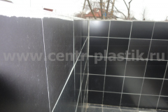 Фото бетонного бассейна до облицовки (вид 4)