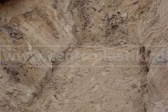 Фото 13. Песчаная подушка в котловане для установки системы очистки Юнилос-Астра с УФ и ПФ2