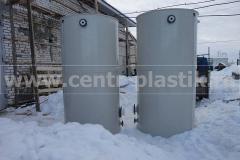 Фото №2. Фото №1 Емкости для хранения соляной кислоты объемом 4150 литров