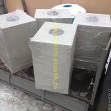 Фото №1. Накопительные баки для стационарного хранения гликоля.