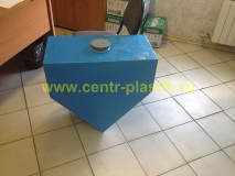 Фото №2. Бак пластиковый для хранения питьевой воды