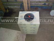 Фото. №1 Накопительный бак с крышкой на 1000 литров для хранения воды