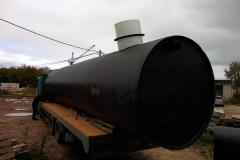 Фото №7. Пожарный резервуар Germes-Plast-ГЦ-40000 на 40 м3