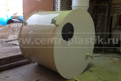 Фото 2. Емкость для горячей воды объемом от 4500 литров