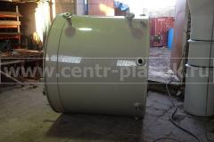 Фото 4. Емкость для горячей воды объемом от 4500 литров