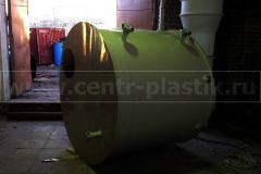 Фото 5. Емкость для горячей воды объемом от 4500 литров