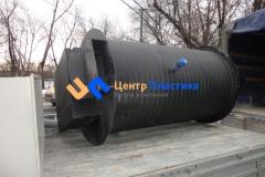 Komplektnaya-nasosnaya-stantsiya-Germes-Plast-KNS-PE-H-2500-D1300