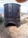 Фото №1. Обсадной колодец для металлических труб диаметром 1200 мм