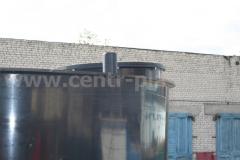 Фото №11. Обсадной колодец для металлических труб диаметром 1200 мм