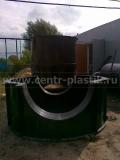Фото №2. Обсадной колодец для металлических труб диаметром 1200 мм