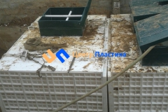 Установка второго блока системы очистки сточных вод Юнилос-Астра 100