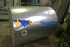 Емкость для ГВС из ПП с утеплением Ø1100 Н1500