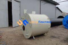 Емкость для горячей воды Germes-Plast Ц 5000 ГВС (общий вид)