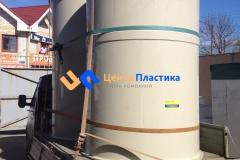 Емкость для горячей воды Germes-Plast Ц 5000 ПП ГВС