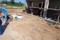 Фото №1 Строительная площадка перед началом работы