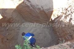 Фото №39 Выравнивания песчаной подушки