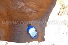 Фото №5 Выравнивание песчаного основания