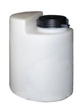 Пластиковый бак 60 л для дозирующих станций (ДК60КЗ)