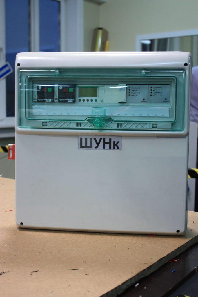ШУ НК до 15 кВт (пластик)