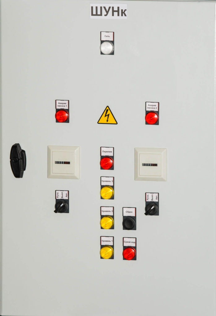 ШУ НК стандарт до 15 кВт (металл)