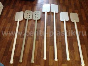 Пластиковые весла для перемешивания пищевых продуктов