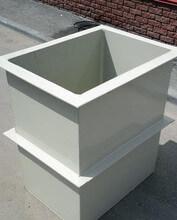 Купель для бани (прямоугольная) 1,0 х 0,5 х 1,3 м